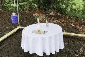 Missing Man Table Display