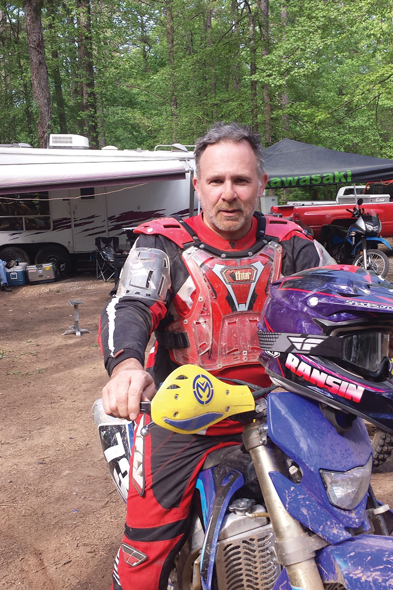 Motorcycle Lawyer David Ransin